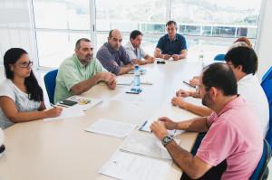 Encontro discutiu segurança na UFSC e seu entorno. Foto: Jair Quint/Fotógrafo da Agecom/DGC/UFSC
